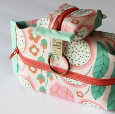 Popcorn Zipper Pouch, TUES, July 14th 6-8:30pm