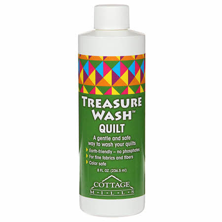 Treasure Wash for Quilts - Stitch Morgantown