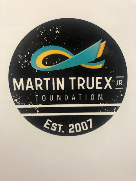 MTJ Foundation Vintage Decal