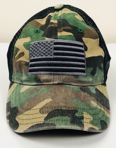 MTJ Foundation Patriotic Hat