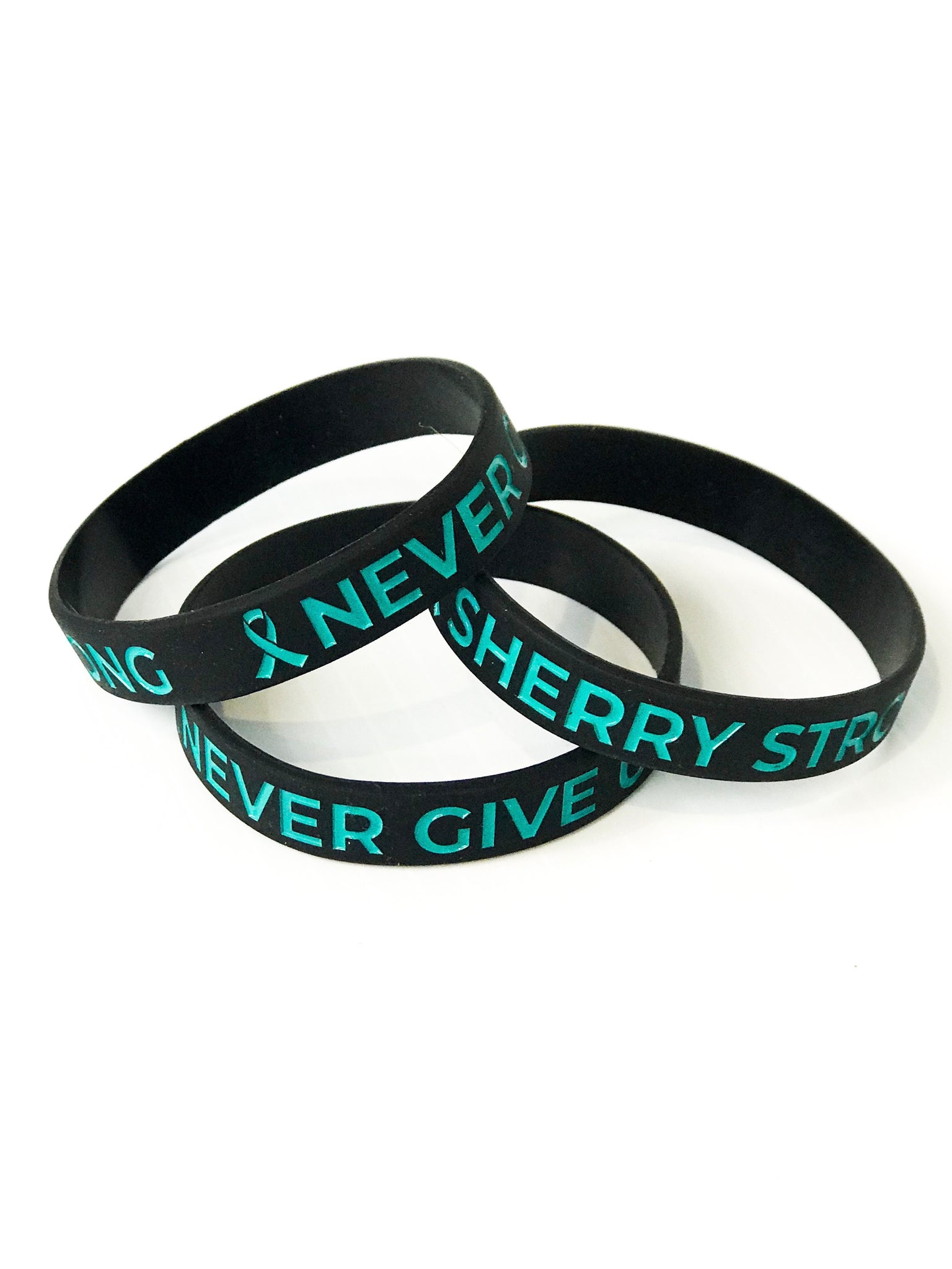 Sherry Strong NGU wristband