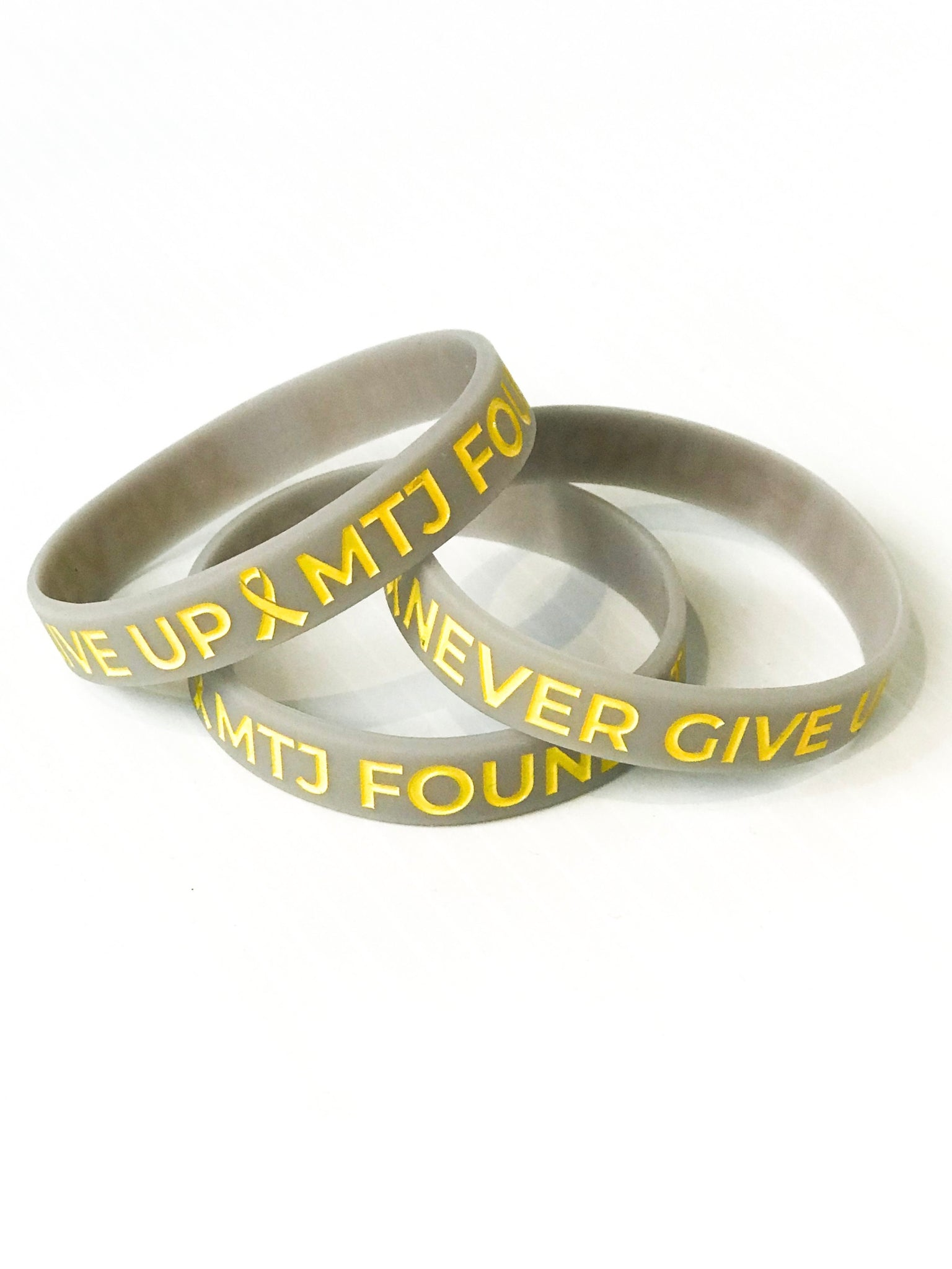 MTJ Foundation NGU Wristband