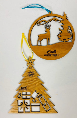 2019 MTJ Foundation Christmas Ornament