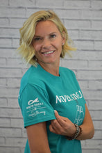 MTJ Foundation/SherryStrong Never Give Up Teal Fight Tee