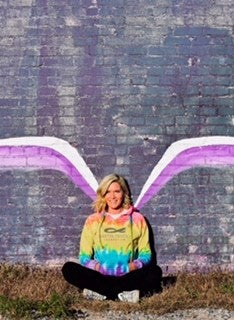 MTJ Foundation Adult Tie Dye Sweatshirt
