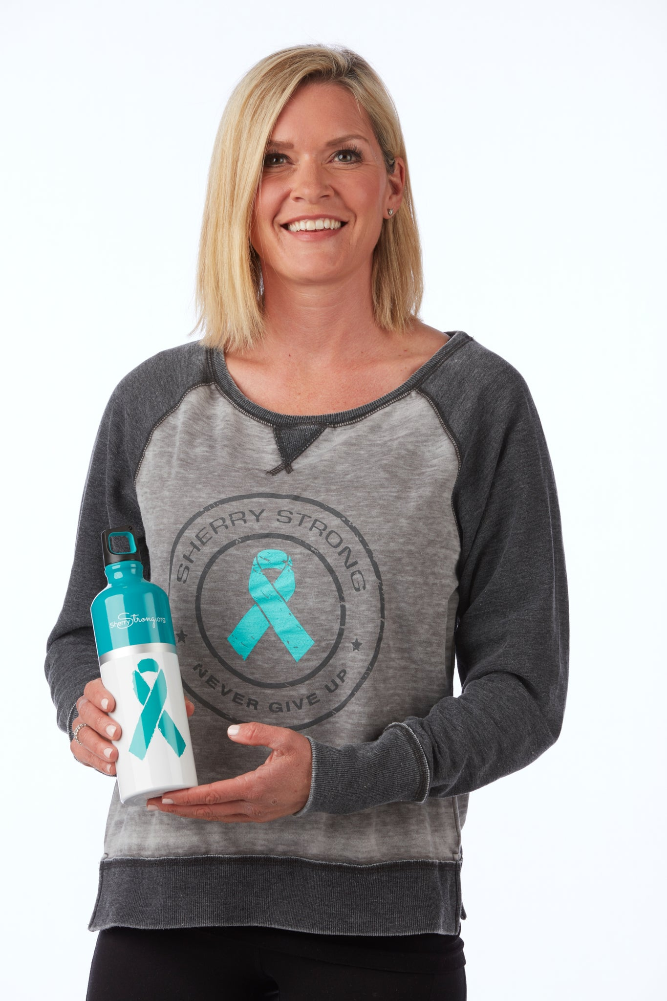 SherryStrong Water Bottle