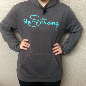 SherryStrong Signature Hoodie