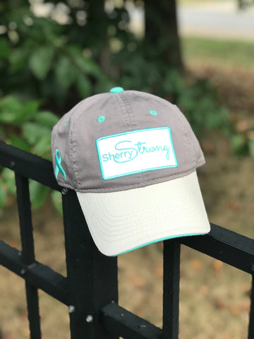 SherryStrong Patch Hat