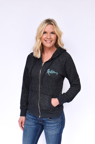 Sherry Strong Full Zip Hooded Sweatshirt