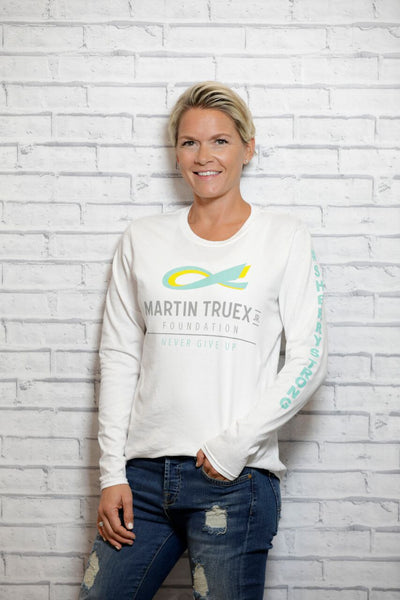 MTJ Foundation/SherryStrong Long Sleeve Tee