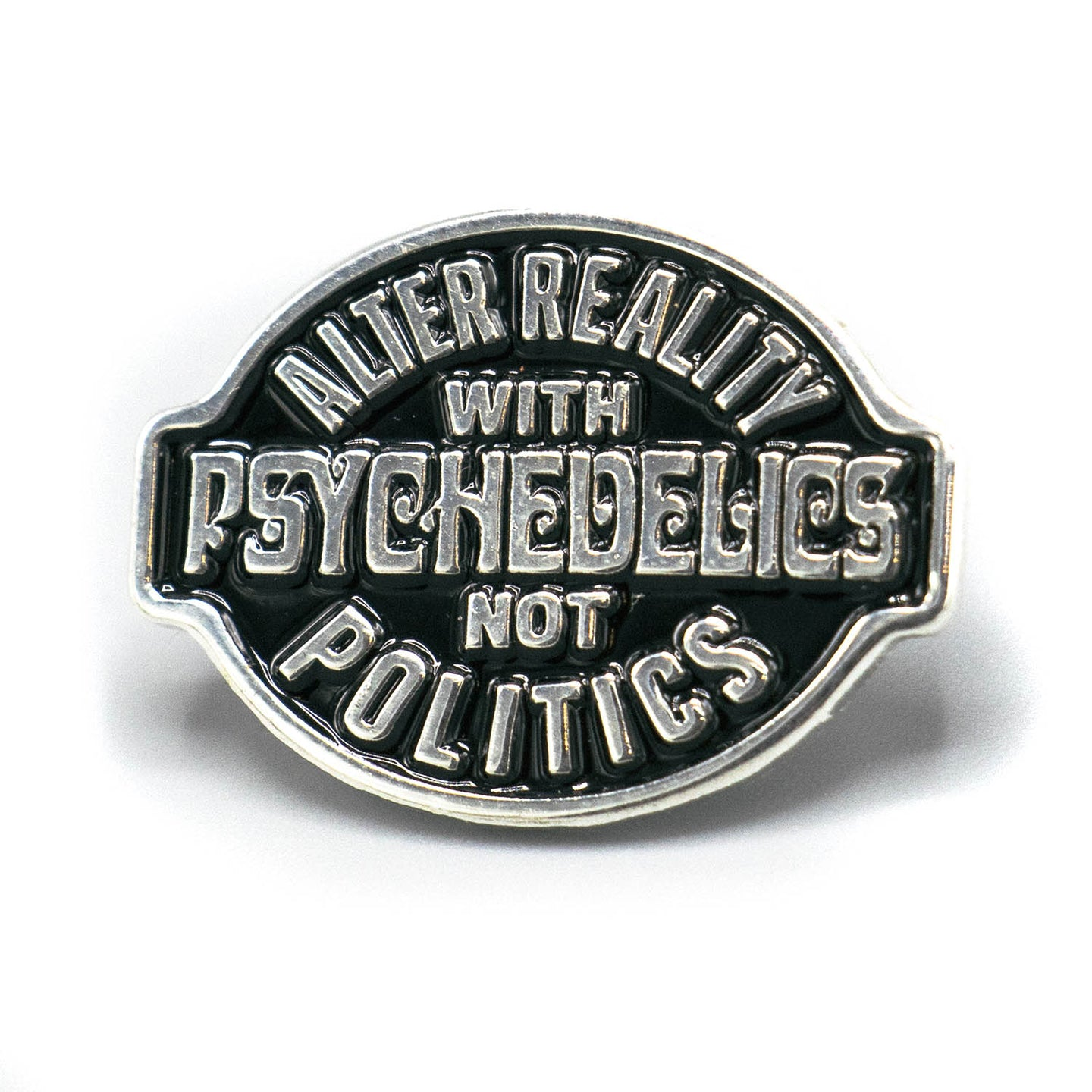 ALTER REALITY PIN - CENTRAL HIGH - OTHER CENTRAL HIGH BRAND