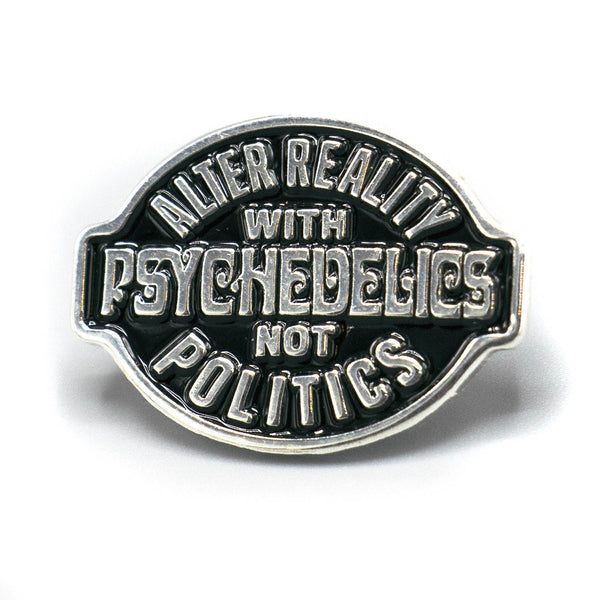 ALTER REALITY PIN - CENTRAL HIGH