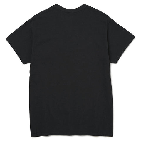 WHY TEE - BLACK - CENTRAL HIGH - TSHIRT CENTRAL HIGH BRAND
