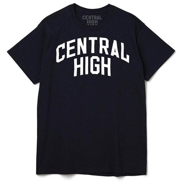 SCHOOL LOGO BLACK - CENTRAL HIGH