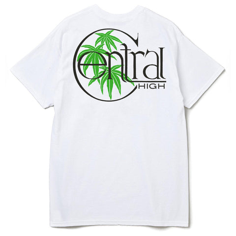 STONED PANDA - CENTRAL HIGH - TSHIRT CENTRAL HIGH BRAND