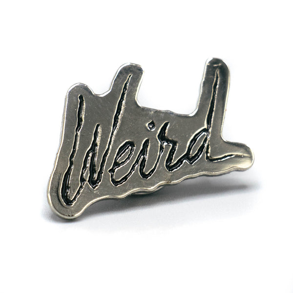 WEIRD PIN - CENTRAL HIGH