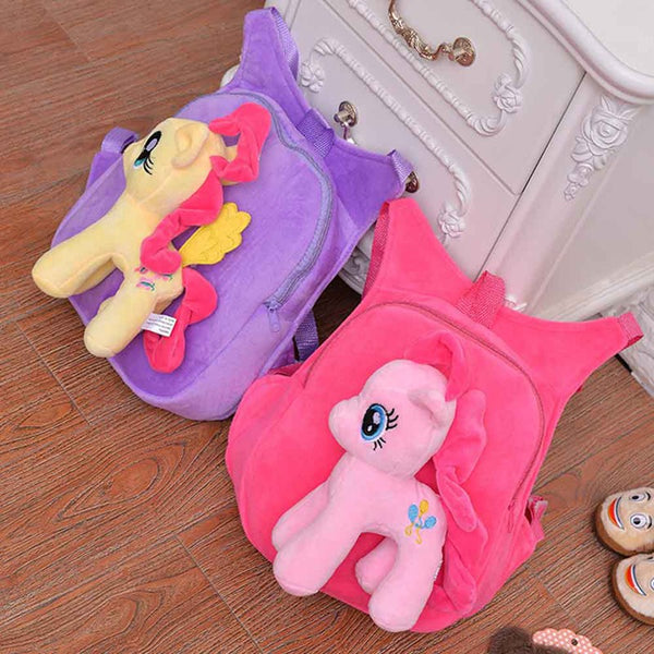 Pony Plush Mini Bag