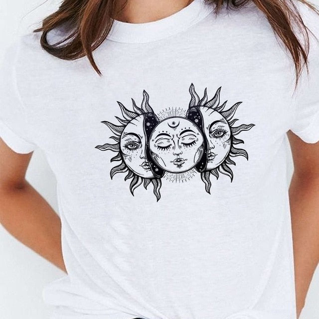 Solar Eclipse Tee