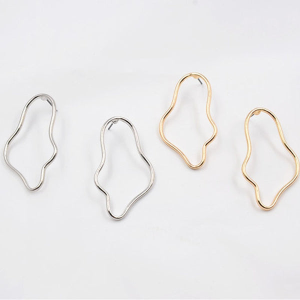 Free Shape Earrings