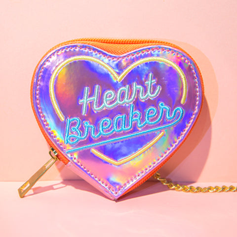 Small Heart Breaker Purse