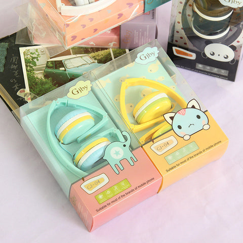Kawaii Headphones
