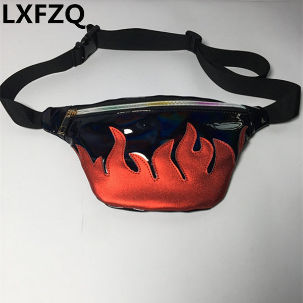 Flame Fanny Pack