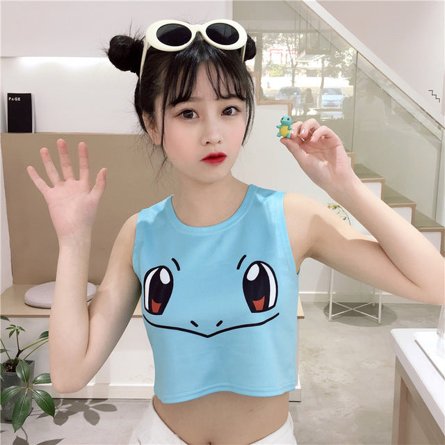 7da506249f4c40 Pokémon Crop Tops – ShopYum