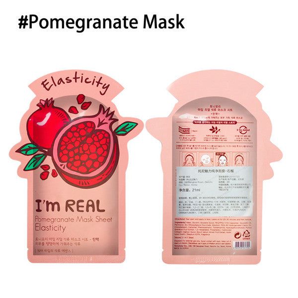 I'm Real Face Mask