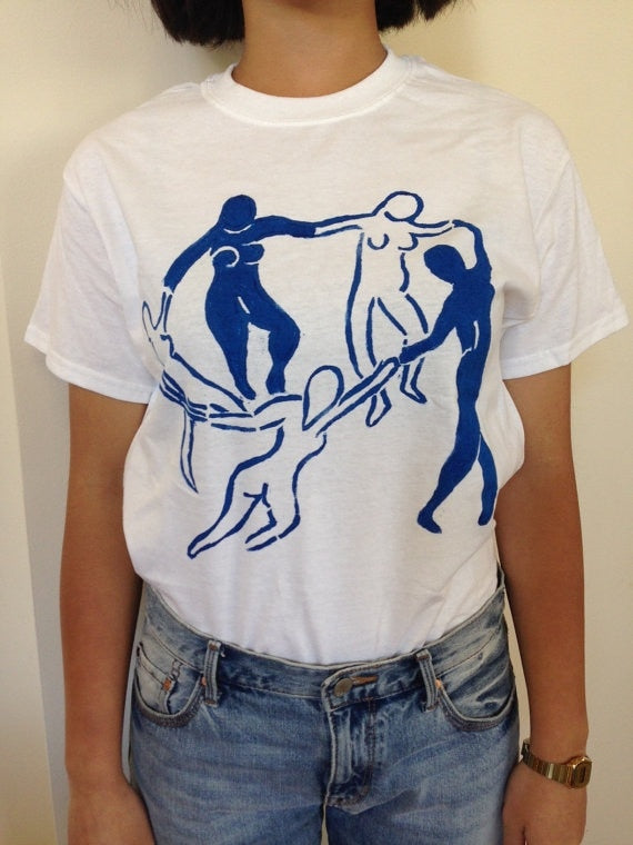 The Dance Painting Tee