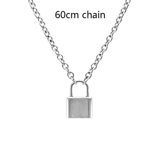 Lock Necklace