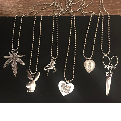 Stainless Steel Necklaces (1 Piece)