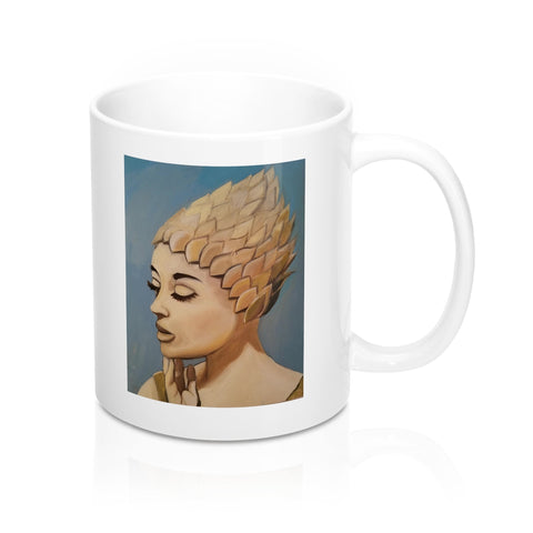 """ Bathing Cap"" Mug 11oz"