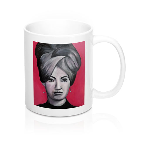 """Up Do Red""- Mug 11oz"