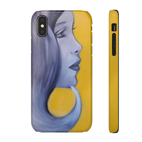 Snap Cases- Yellow