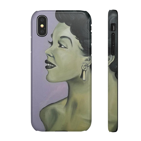 Snap Cases- Up Do Purple