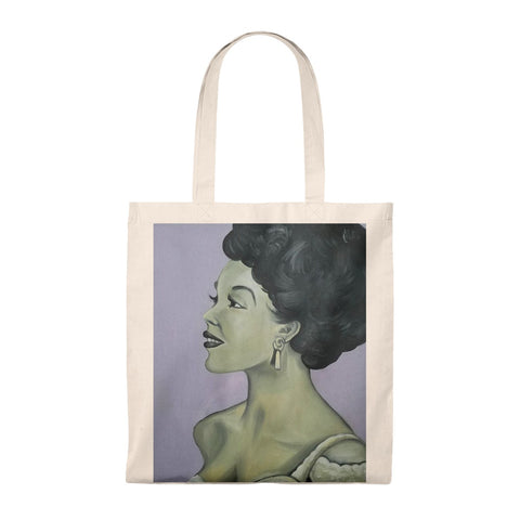 Tote Bag - Up Do Purple