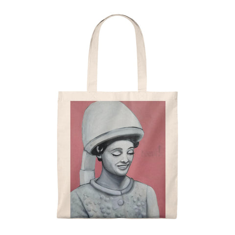 Tote Bag Vintage - Hair Dryer
