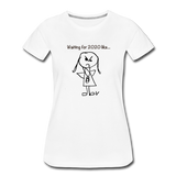 Mad Princess T-Shirt - white