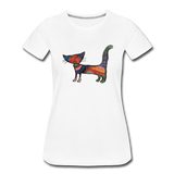 Cat T-Shirt - white