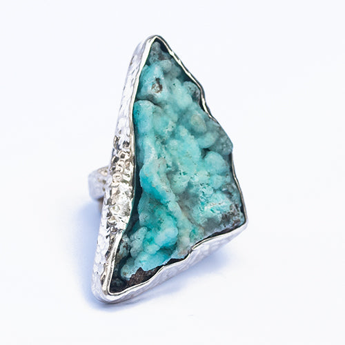 ALCHEMY RING: Hemimorphite