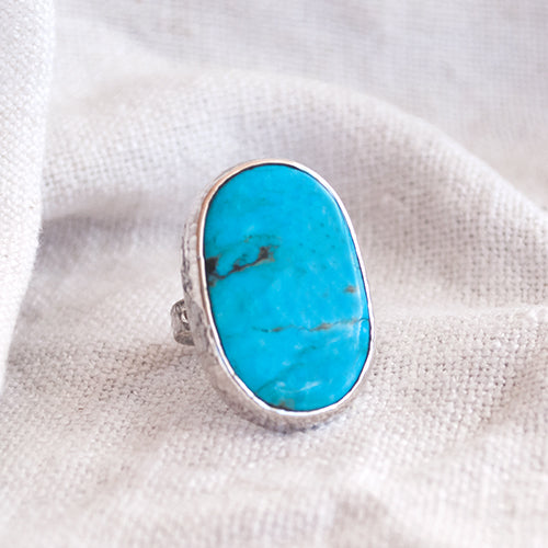 ALCHEMY RING: Turquoise