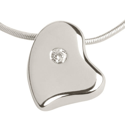 Hawaiian Legacy Heart of Hawaii Pendant