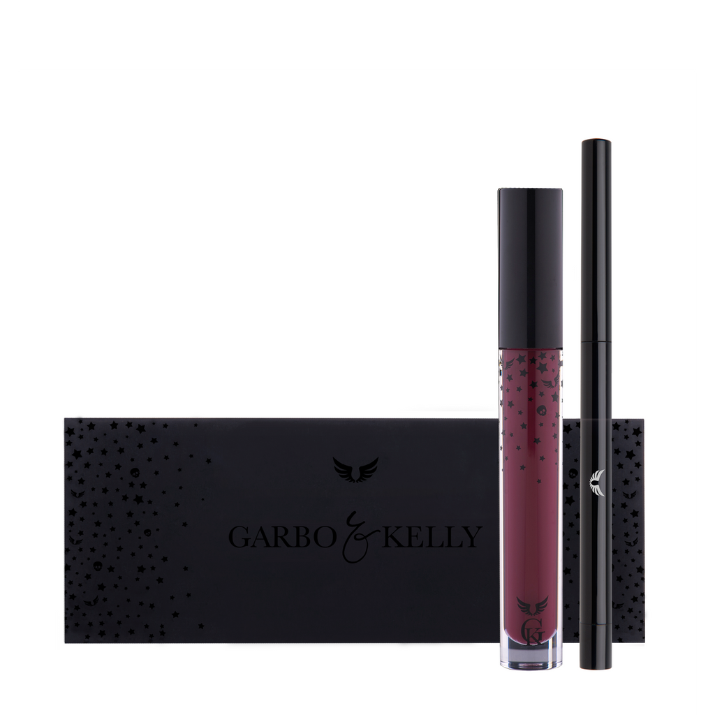 Rock Matte Kit Inc Lip Definer