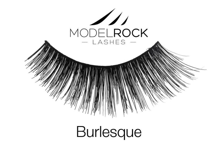Model Rock Double Layered Lashes - Burlesque