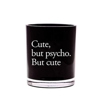 Cute But Psycho - Candle Trio Gift Set
