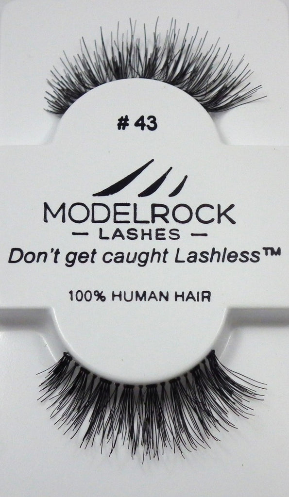 Model Rock Kit Ready Lashes #43