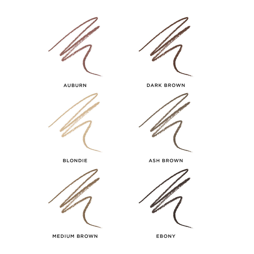 Modelrock Uptown Arch Brow Pencil - Define & Fill