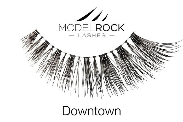 Model Rock Lashes NYC Collection - Downtown