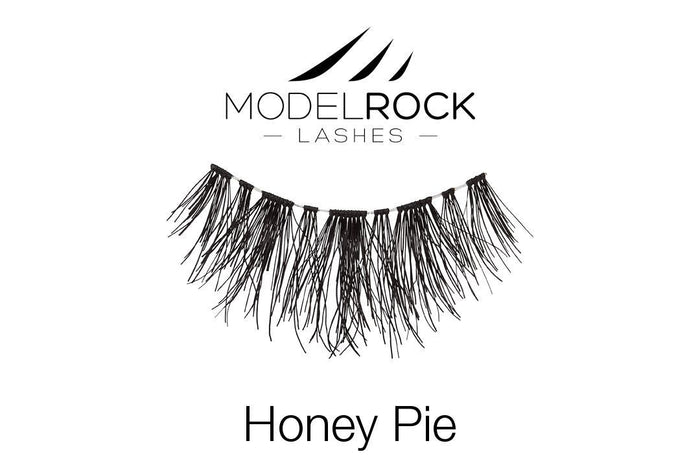 Model Rock Push Up's Lashes - Honey Pie