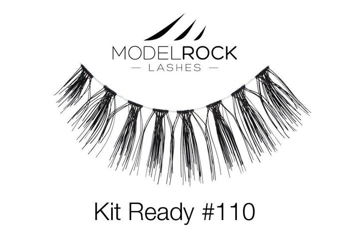 Model Rock Kit Ready Lashes #110